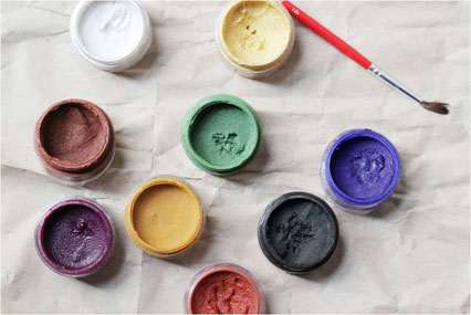 Crea tus propias pinturas para maquillarte en Vivanco