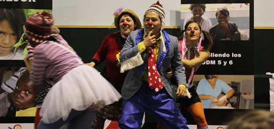 Lardero celebra el 'Jueves Lardero' solidario