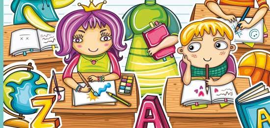 Recogida de material escolar para APIR
