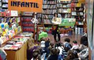 Taller de cuentos en Librería Cerezo