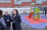 Más columpios en Logroño