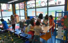 Ludoteca Free y Ludoteca Abierta, ocio para bebés, niños y padres