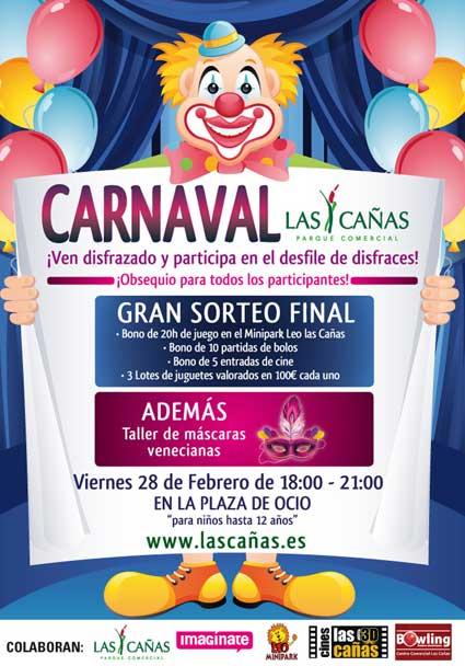 Carnaval en Las Cañas