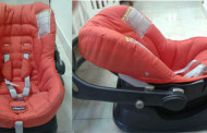 Se vende: silla para el coche (grupo 0)