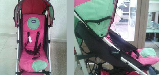 Se vende: silla de paseo Chicco