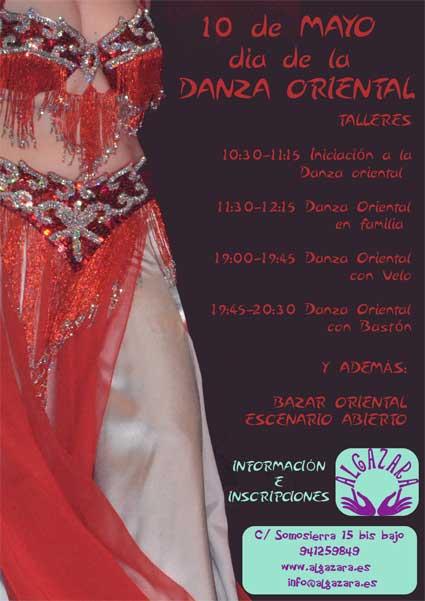 danza del vientre Logroño