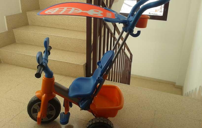 Se vende: triciclo