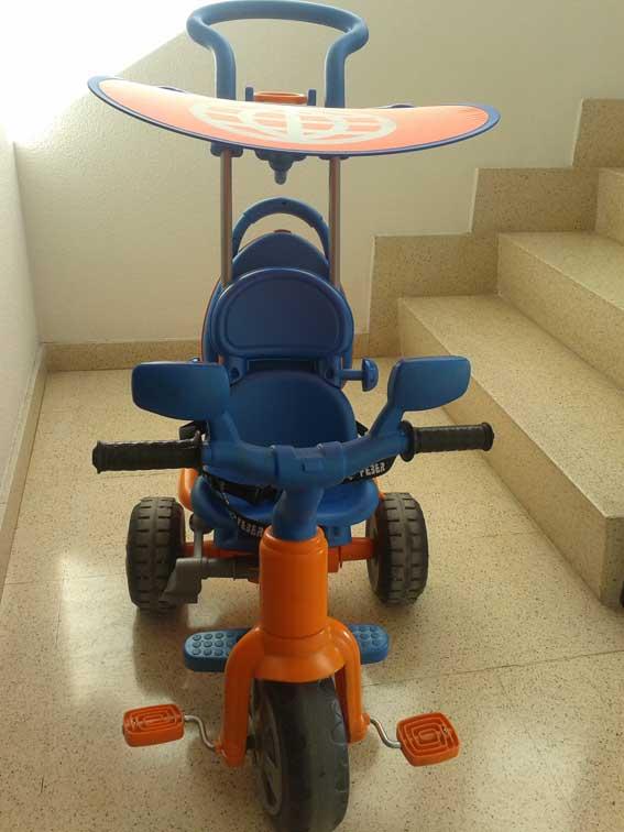 triciclo segunda mano