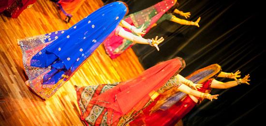 Bollywood y teatro para niños