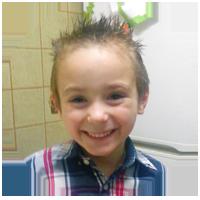 Dario 6 años