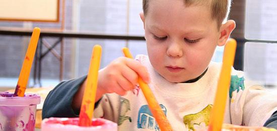 Taller de pintura: aprende y mánchate