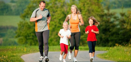 Cross popular: naturaleza, familia y deporte