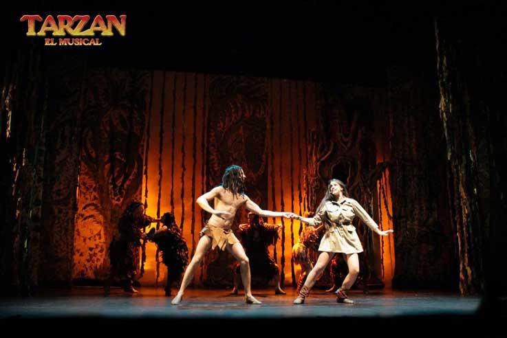 Musical Tarzan