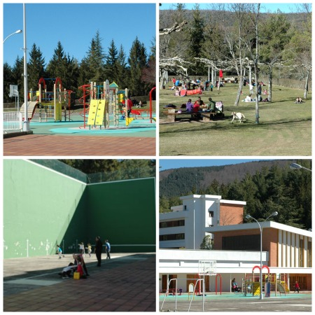 Area recreativa Finca Ribavellosa