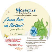 Campamento Semana Santa Mortimer