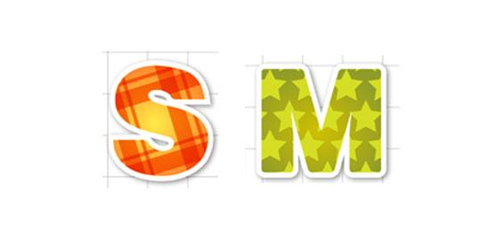 SM, las letras de la suerte