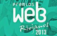 Finalistas en los premios web riojanos