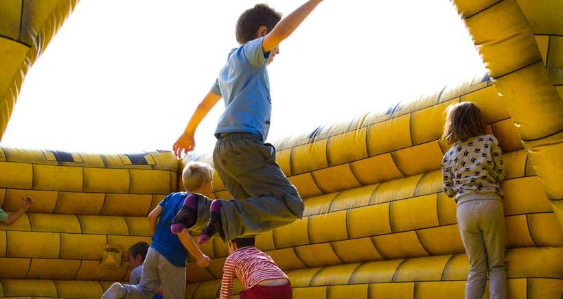 Este fin de semana, fiestas de 7 infantes – Las Gaunas