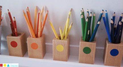 Montessori casero