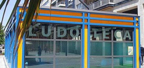 Solicita ya la plaza para las ludotecas de Logroño