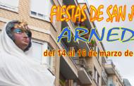 Fiestas de San José, en Arnedo