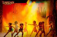 Ganadores del musical Tarzán