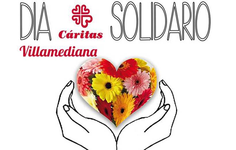 Día solidario en Villamediana