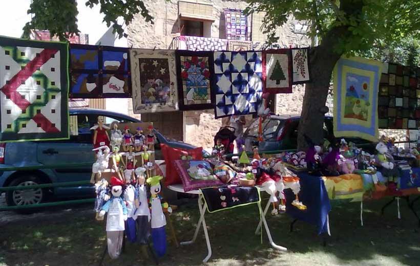 Fiesta de las Almazuelas Colgadas, en Pradillo