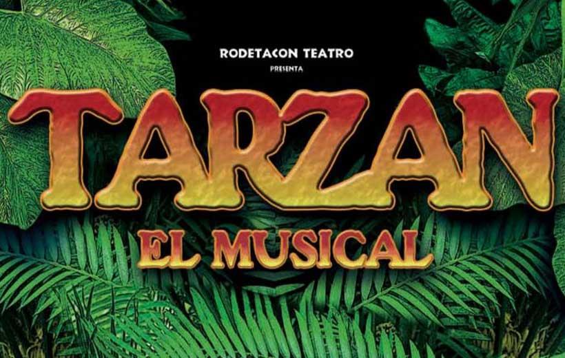 El musical de Tarzán llega a Riojaforum