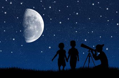 Observación de estrellas desde Sierra Cebollera