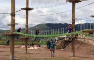 Disfruta en familia del parque de aventuras de La Rioja