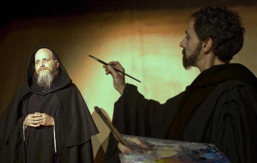 Visitas teatralizadas al Monasterio de Yuso
