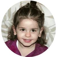 Emma 3 años