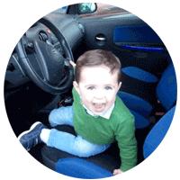 Marcos, 2 años