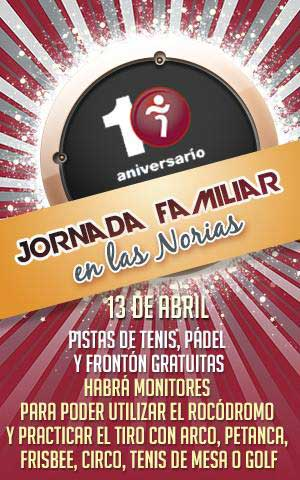 cartel-jornada-familiar-Las-Norias