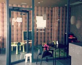 Niños Bienvenidos en Cafetería Bulevar