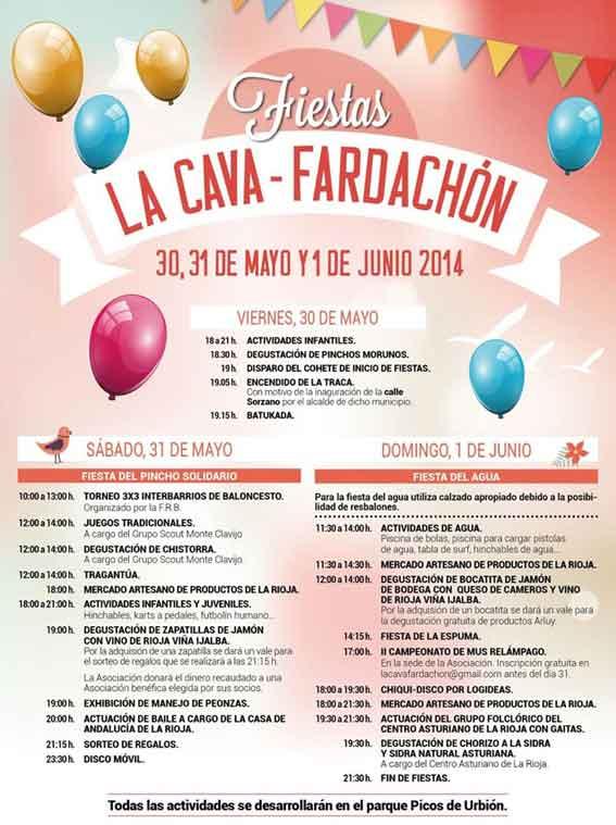 Fiestas La Cava Fardachon