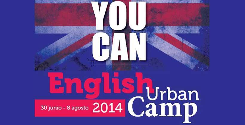 Urban Camp, campamento de inglés en la Laboral
