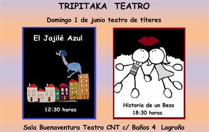Tripitaka teatro