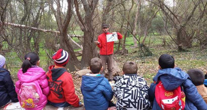 Naturaleza en familia: descubre los secretos del Ebro