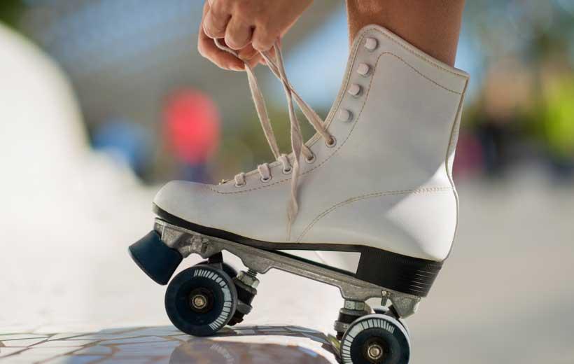 Este domingo, cálzate los patines