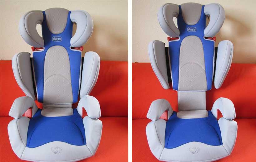 Se vende: silla de seguridad (grupo 2-3)