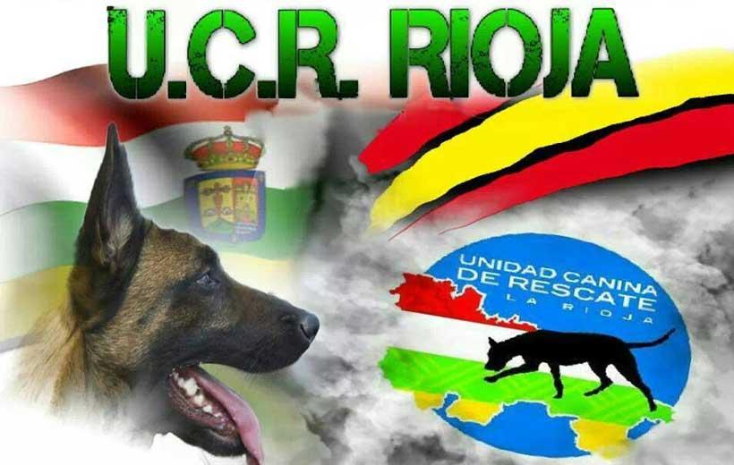 Los perros salvavidas de La Rioja