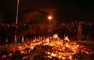 Las hogueras de San Juan en Logroño