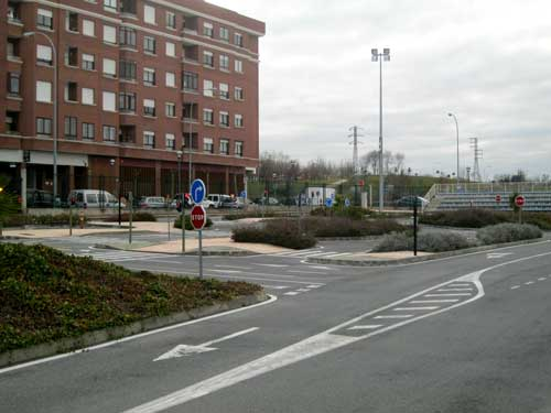 Aprende a circular en bicicleta en el Parque Infantil de Tráfico de Logroño