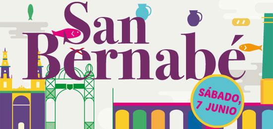 San Bernabé 2014: sábado, 7 junio