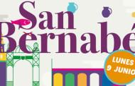 San Bernabé 2014: Lunes, 9 de junio
