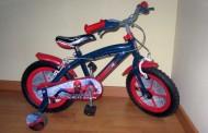 Se vende: bicicleta para niño 3-5 años