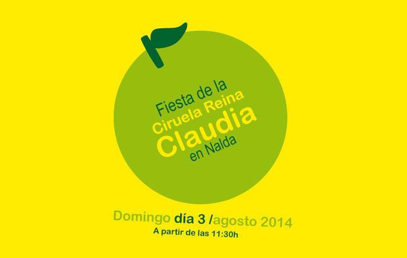 Fiesta de la Ciruela Claudia en Nalda