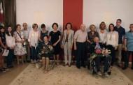 Los abuelos más mayores de Logroño